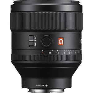 Sony FE 85mm F1.4 GM / SEL85F14GM