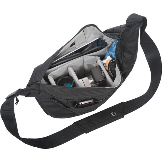 Lowepro Passport Sling III (Black) - Image 4