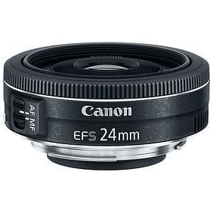Canon Lente EF-S 24mm f/2.8 STM