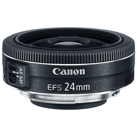 Canon Lente EF-S 24mm f/2.8 STM - Image 1