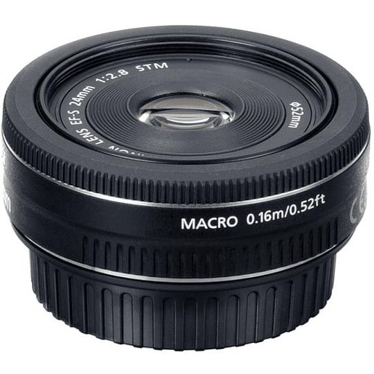 Canon Lente EF-S 24mm f/2.8 STM - Image 2