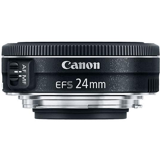 Canon Lente EF-S 24mm f/2.8 STM - Image 4