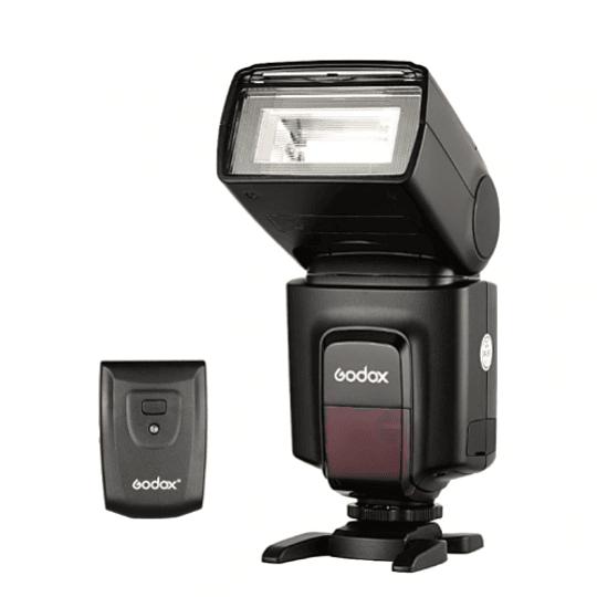 Godox TT560II Thinklite Wireless 433MHz Flash Speedlite Universal - Image 1