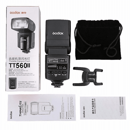 Godox TT560II Thinklite Wireless 433MHz Flash Speedlite Universal - Image 7