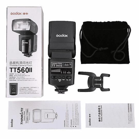 Godox TT560II Thinklite Wireless 433MHz Flash Speedlite Universal - Image 7