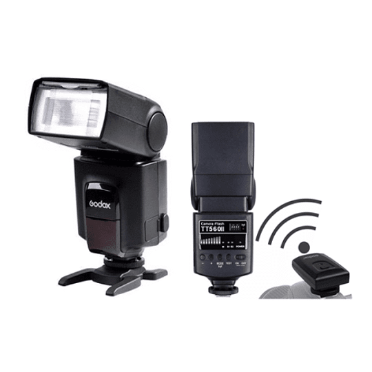 Godox TT560II Thinklite Wireless 433MHz Flash Speedlite Universal - Image 8
