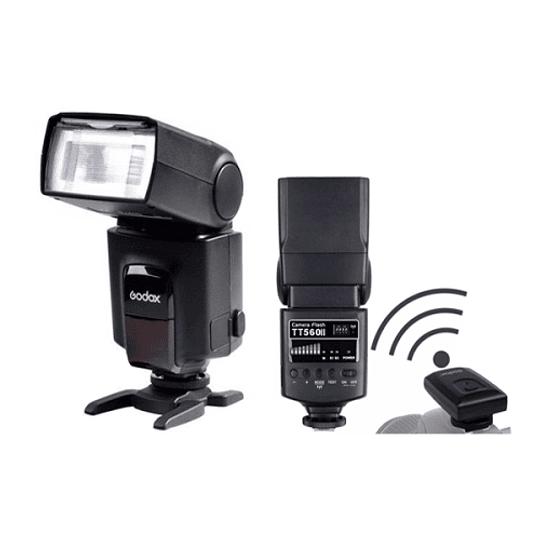 Godox TT560II Thinklite Wireless 433MHz Flash Speedlite Universal - Image 8