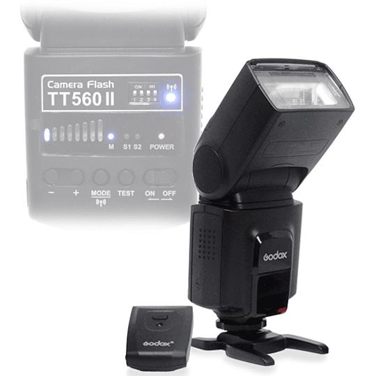 Godox TT560II Thinklite Wireless 433MHz Flash Speedlite Universal - Image 9