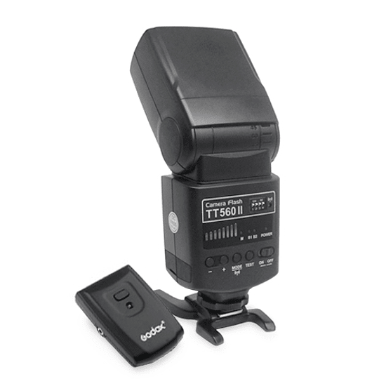 Godox TT560II Thinklite Wireless 433MHz Flash Speedlite Universal - Image 10