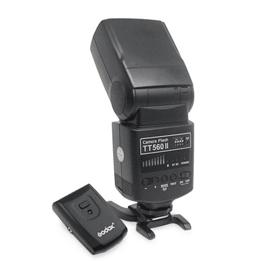 Godox TT560II Thinklite Wireless 433MHz Flash Speedlite Universal - Image 10