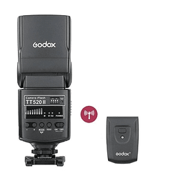 Godox TT520II Thinklite Wireless 433MHz Flash Speedlite Universal