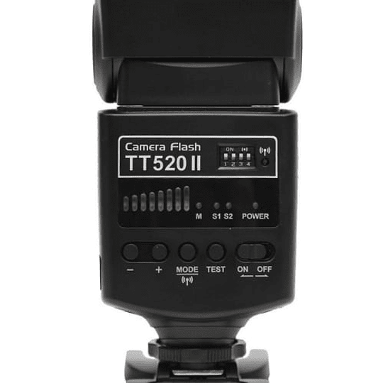 Godox TT520II Thinklite Wireless 433MHz Flash Speedlite Universal - Image 3
