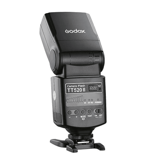 Godox TT520II Thinklite Wireless 433MHz Flash Speedlite Universal - Image 5