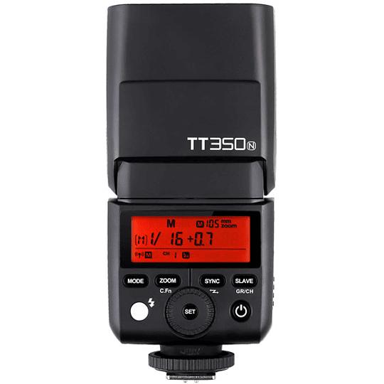 Godox TT350N Mini Thinklite TTL Para Nikon - Image 1