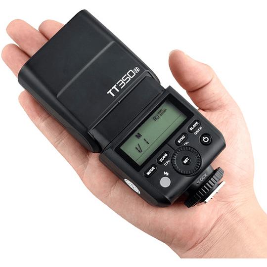 Godox TT350N Mini Thinklite TTL Para Nikon - Image 7