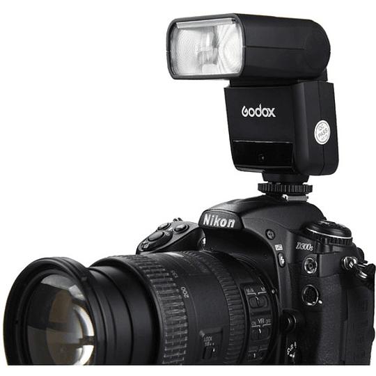 Godox TT350N Mini Thinklite TTL Para Nikon - Image 8