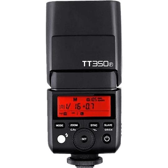 Godox TT350F Mini Thinklite TTL Para Fujifilm - Image 1
