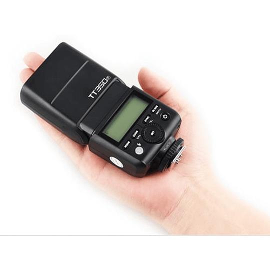 Godox TT350F Mini Thinklite TTL Para Fujifilm - Image 2