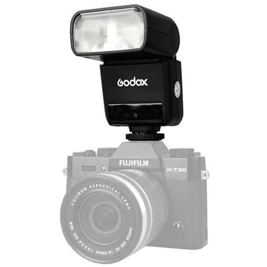 Godox TT350F Mini Thinklite TTL Para Fujifilm - Image 3