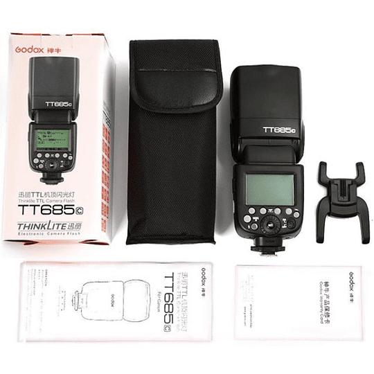 Godox TT685C Thinklite TTL Flash para Canon - Image 9