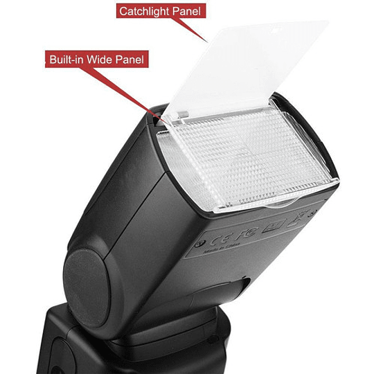 Godox TT685N Thinklite TTL Flash para Nikon - Image 5