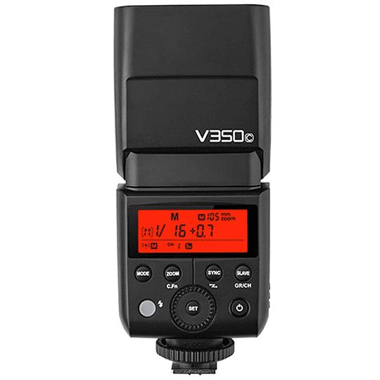 Godox V350C Flash TTL Kit con 2 Baterías para Canon - Image 1
