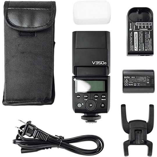 Godox V350C Flash TTL Kit con 2 Baterías para Canon - Image 6