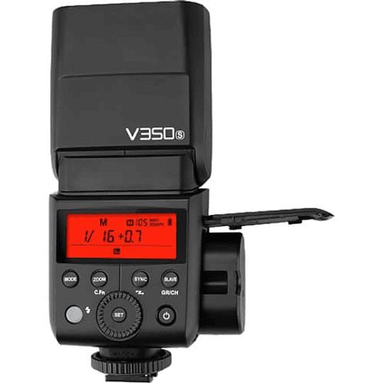 Godox V350S Flash TTL Kit con 2 Baterías para Sony - Image 2