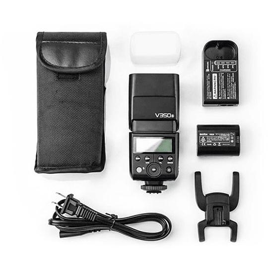Godox V350S Flash TTL Kit con 2 Baterías para Sony - Image 6