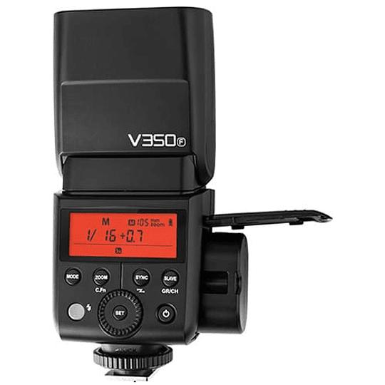 Godox V350F Flash TTL Kit con 2 Baterías para Fujifilm - Image 2
