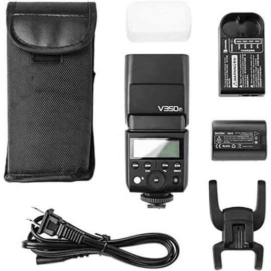 Godox V350F Flash TTL Kit con 2 Baterías para Fujifilm - Image 6