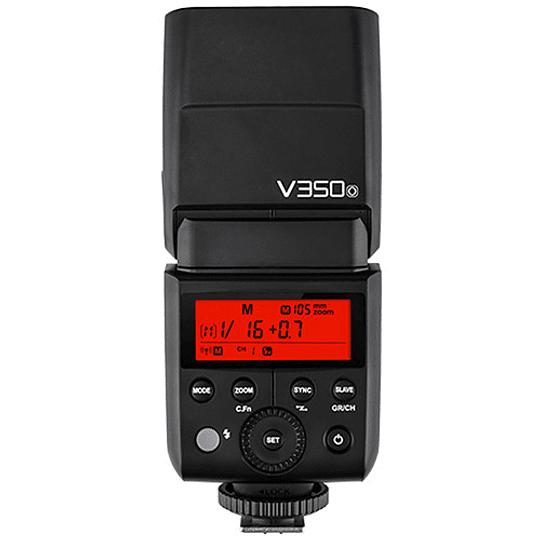 Godox V350O Flash TTL Kit con 2 Baterías para Olympus y Panasonic - Image 1