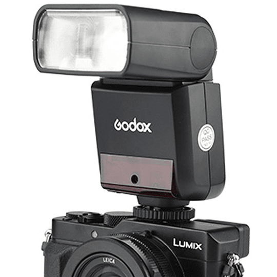 Godox V350O Flash TTL Kit con 2 Baterías para Olympus y Panasonic - Image 5
