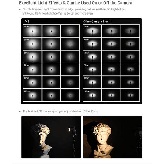 Godox V1N Flash para Nikon - Image 8