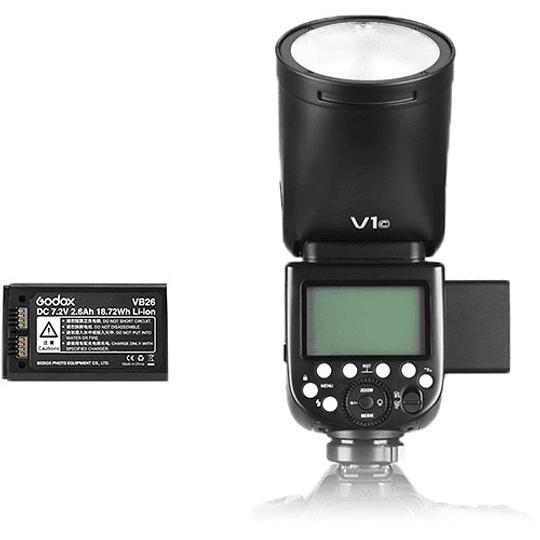 Godox V1C Flash para Canon - Image 2