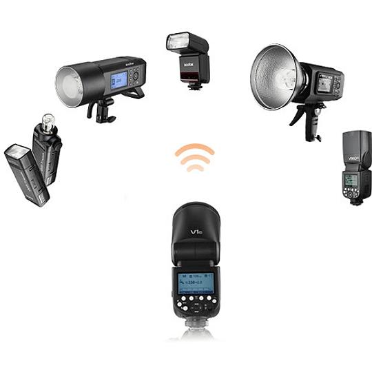 Godox V1C Flash para Canon - Image 3