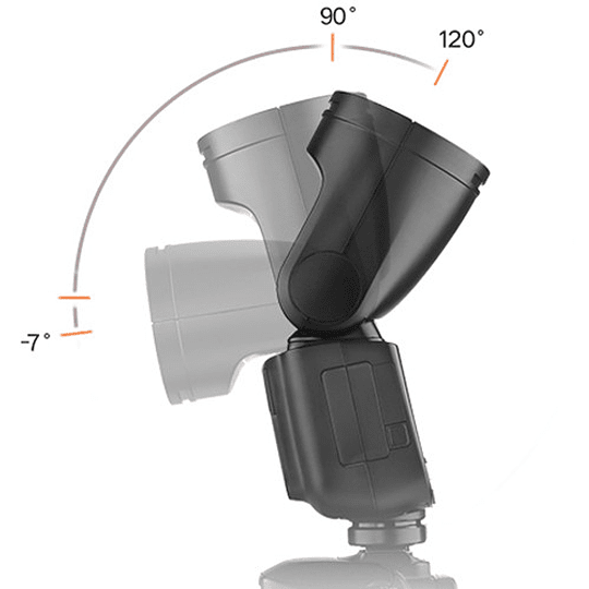 Godox V1C Flash para Canon - Image 7
