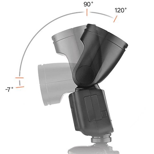 Godox V1S Flash para Sony - Image 6