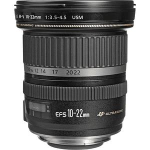 Canon Lente EF-S 10-22mm f/3.5-4.5 USM