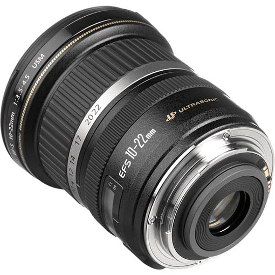 Canon Lente EF-S 10-22mm f/3.5-4.5 USM - Image 2