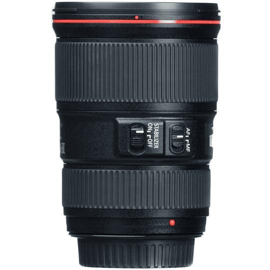 Canon lente EF 16-35 mm f / 4L IS USM - Image 2