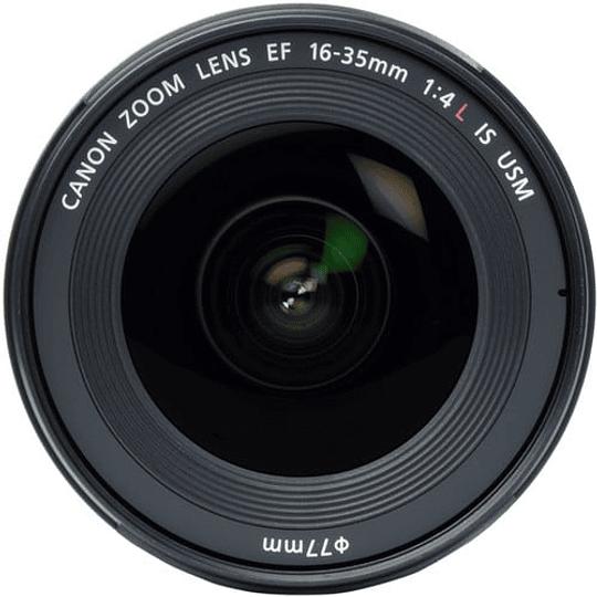 Canon lente EF 16-35 mm f / 4L IS USM - Image 3