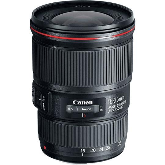 Canon lente EF 16-35 mm f / 4L IS USM - Image 4