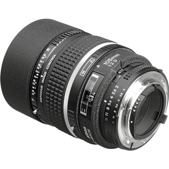 Nikon lente AF DC-NIKKOR 105mm f2 - Image 2
