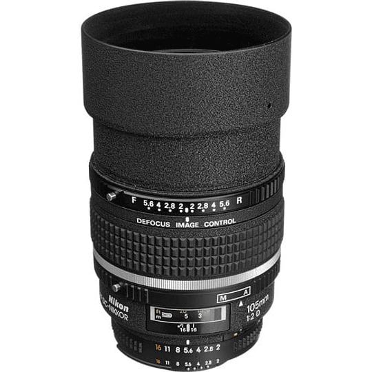 Nikon lente AF DC-NIKKOR 105mm f2 - Image 3