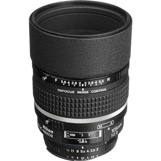 Nikon lente AF DC-NIKKOR 105mm f2 - Image 4