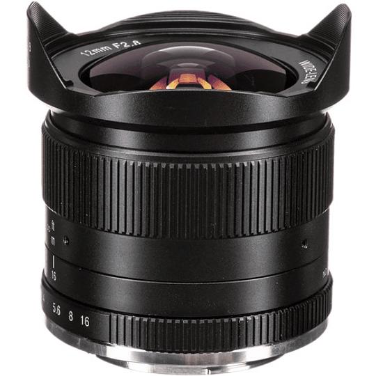 7artisans Photoelectric 12mm f/2.8 Lente para Sony E - Image 1