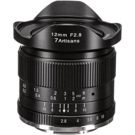7artisans Photoelectric 12mm f/2.8 Lente para Sony E - Image 4