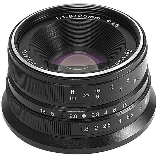 7artisans Photoelectric 25mm f/1.8 Lente para Fujifilm X - Image 1