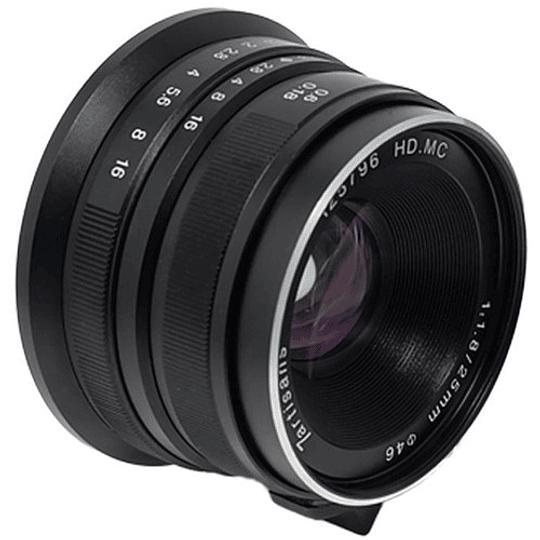 7artisans Photoelectric 25mm f/1.8 Lente para Fujifilm X - Image 2